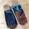 Dig the Glove Denim Men's Gardening Glove L/XL