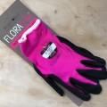 FloraBrite Pink Gardening Gloves M/L