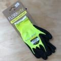 FloraBrite Yellow Gardening Gloves S/M