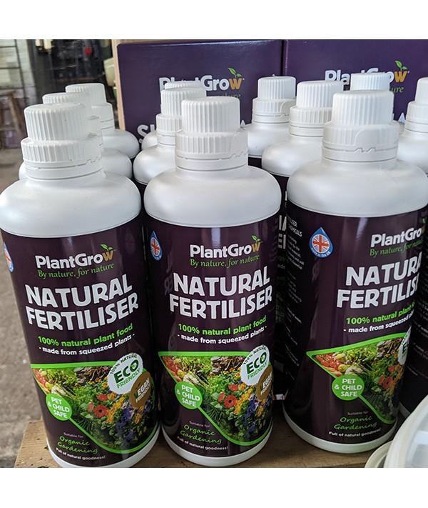 PlantGrow Natural Fertiliser 1L