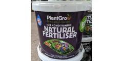 PlantGrow Soil Conditioning Natural Fertiliser 10L