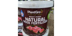 PlantGrow Natural Rose Fertiliser 10L