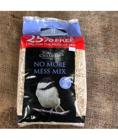 No More Mess Seed Mix